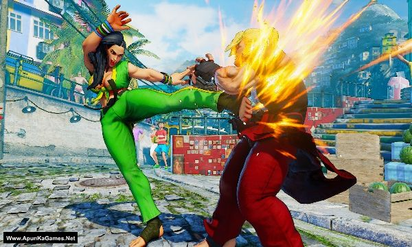 Street Fighter V Screenshot 2, Full Version, PC Game, Download Free