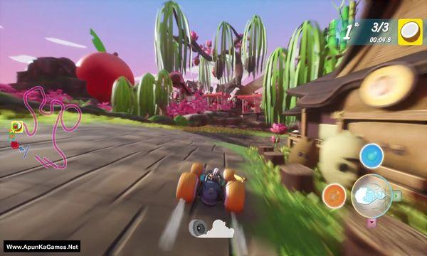 All-Star Fruit Racing Screenshot 3, Full Version, PC Game, Download Free
