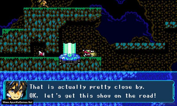 Blaster Master Zero Screenshot 1, Full Version, PC Game, Download Free
