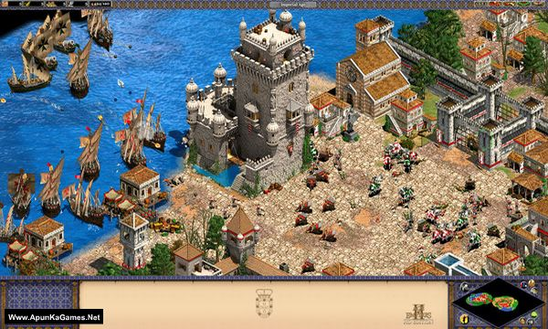 Age of Empires II HD: The African Kingdoms Screenshot 1, Full Version, PC Game, Download Free