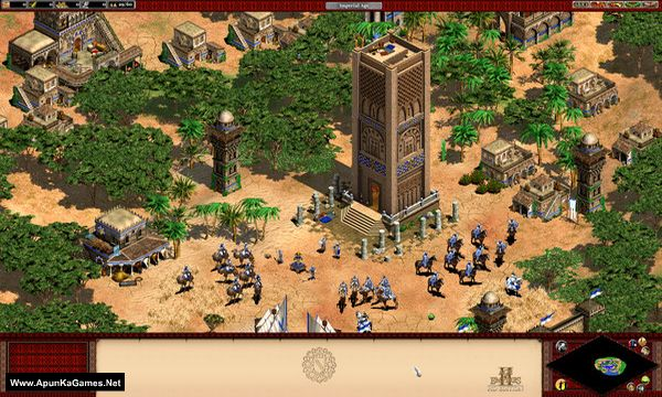 Age of Empires II HD: The African Kingdoms Screenshot 2, Full Version, PC Game, Download Free