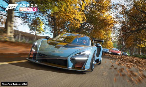 Forza Horizon 4 Ultimate Edition Screenshot 1, Full Version, PC Game, Download Free