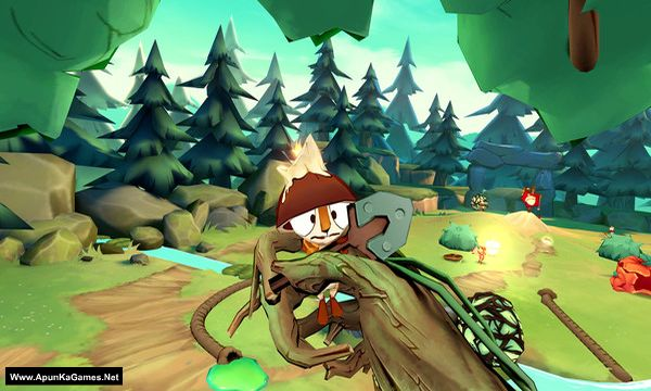 Acron: Attack of the Squirrels! Screenshot 1, Full Version, PC Game, Download Free