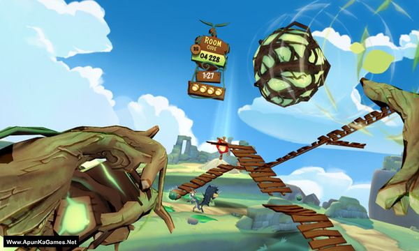 Acron: Attack of the Squirrels! Screenshot 3, Full Version, PC Game, Download Free
