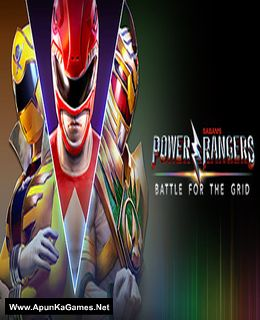 Power Rangers: Battle for the Grid Cover, Poster, Full Version, PC Game, Download Free