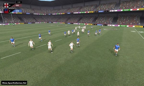 Rugby Champions Screenshot 2, Full Version, PC Game, Download Free