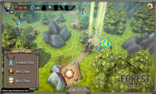 Deck Hunter Screenshot 1, Full Version, PC Game, Download Free