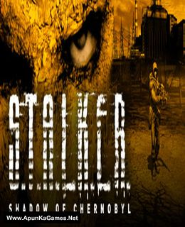 S.T.A.L.K.E.R.: Shadow of Chernobyl Cover, Poster, Full Version, PC Game, Download Free