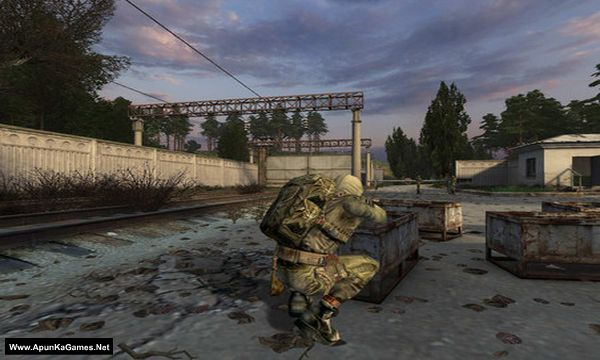 S.T.A.L.K.E.R.: Shadow of Chernobyl Screenshot 1, Full Version, PC Game, Download Free