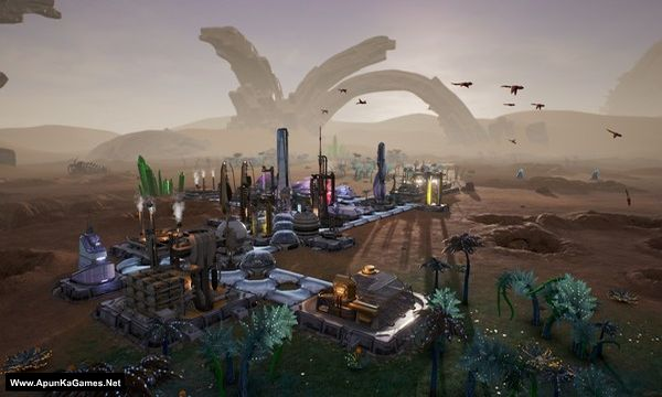 Aven Colony Screenshot 3, Full Version, PC Game, Download Free