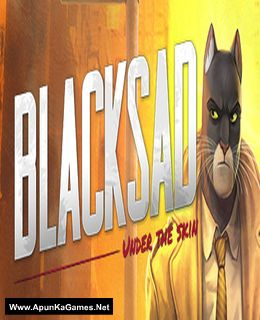 Blacksad: Under the Skin Cover, Poster, Full Version, PC Game, Download Free