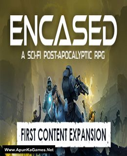 Encased: A Sci-Fi Post-Apocalyptic RPG Cover, Poster, Full Version, PC Game, Download Free