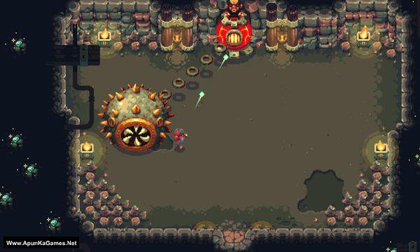 Sparklite Screenshot 2, Full Version, PC Game, Download Free