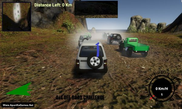 4X4 Off-Road Challenge Screenshot 1, Full Version, PC Game, Download Free