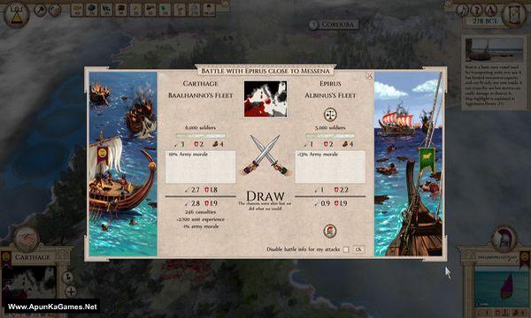 Aggressors: Ancient Rome Screenshot 2, Full Version, PC Game, Download Free