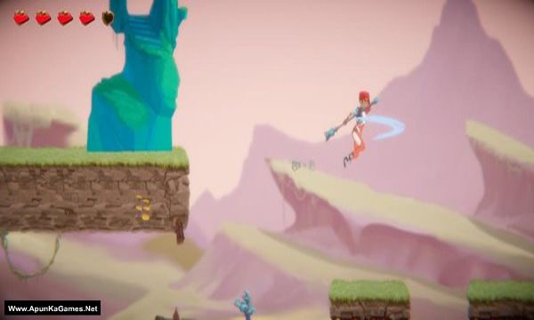 Gjana's World Screenshot 1, Full Version, PC Game, Download Free