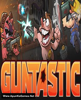 Guntastic Cover, Poster, Full Version, PC Game, Download Free