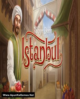 Istanbul: Digital Edition Cover, Poster, Full Version, PC Game, Download Free