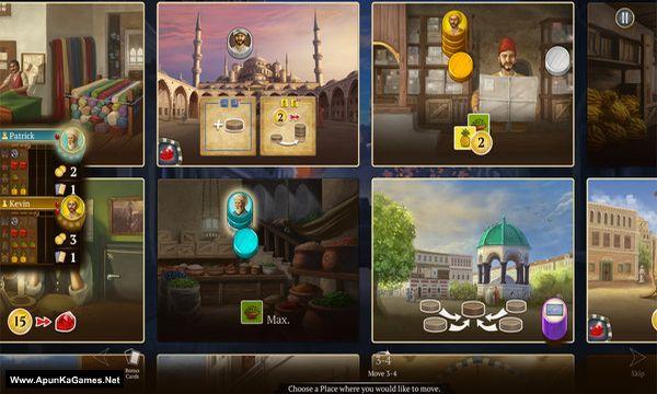 Istanbul: Digital Edition Screenshot 2, Full Version, PC Game, Download Free