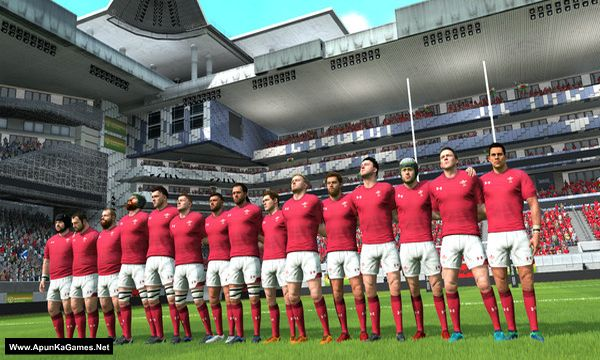 Rugby 20 Screenshot 3, Full Version, PC Game, Download Free