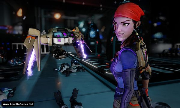 Agents of Mayhem Screenshot 3, Full Version, PC Game, Download Free