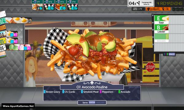 Cook, Serve, Delicious! 3?! Screenshot 1, Full Version, PC Game, Download Free
