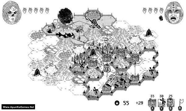 Death Crown — Era of Human Screenshot 1, Full Version, PC Game, Download Free