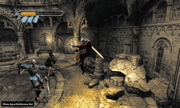 Devil May Cry HD Collection Screenshot 3, Full Version, PC Game, Download Free