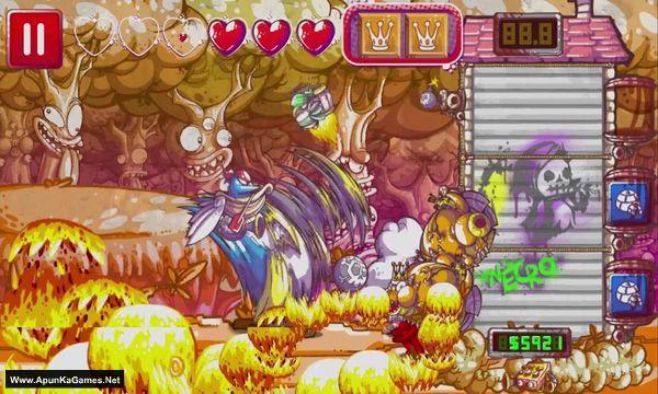 Gunhouse Screenshot 1, Full Version, PC Game, Download Free