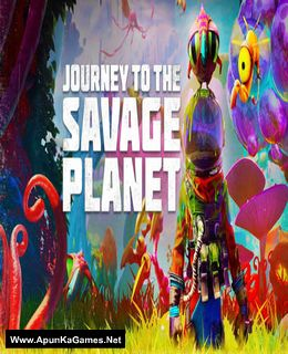 Journey to the Savage Planet Cover, Poster, Full Version, PC Game, Download Free