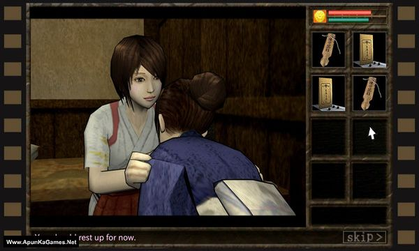 Kwaidan - Azuma manor story Screenshot 3, Full Version, PC Game, Download Free