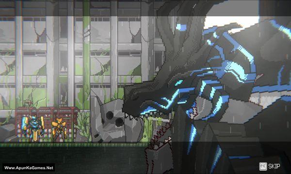 Metal Unit Screenshot 1, Full Version, PC Game, Download Free