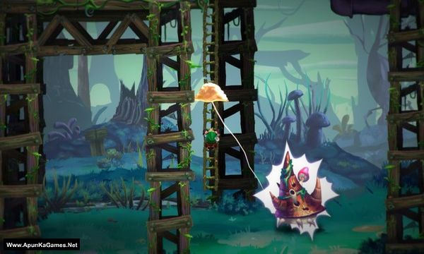 Nubarron: The adventure of an unlucky gnome Screenshot 1, Full Version, PC Game, Download Free