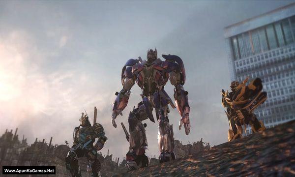Transformers Rise of the Dark Spark Screenshot 1, Full Version, PC Game, Download Free