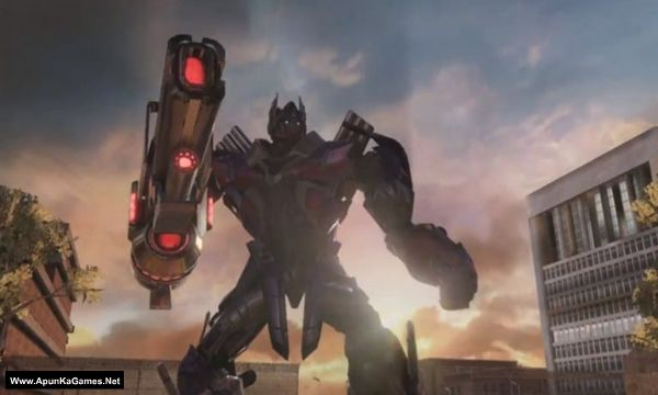 Transformers Rise of the Dark Spark Screenshot 2, Full Version, PC Game, Download Free