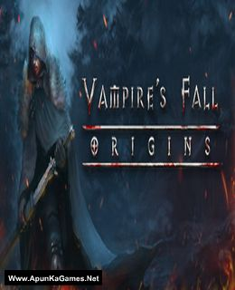Vampire's Fall: Origins Cover, Poster, Full Version, PC Game, Download Free