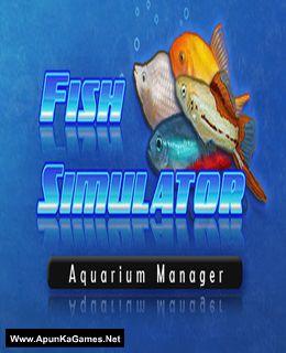 Fish Simulator Aquarium Manager Cover, Poster, Full Version, PC Game, Download Free