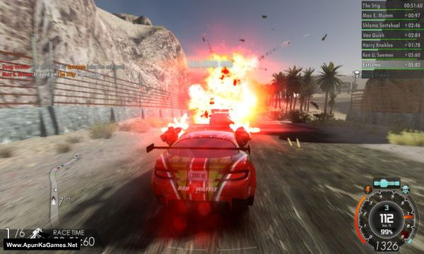 Gas Guzzlers Extreme Screenshot 3, Full Version, PC Game, Download Free