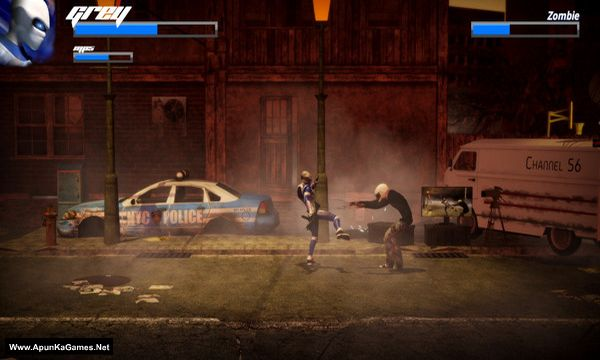 Grey: An Alien Dream Screenshot 3, Full Version, PC Game, Download Free