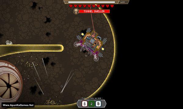 Mechanic Miner Screenshot 2, Full Version, PC Game, Download Free