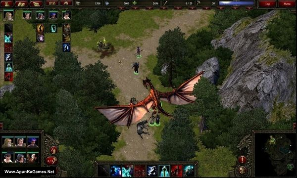 SpellForce 2: Faith in Destiny Screenshot 2, Full Version, PC Game, Download Free