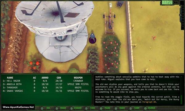 Wasteland Remastered Screenshot 3, Full Version, PC Game, Download Free