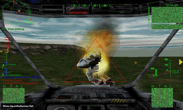 MechWarrior (1-4) Screenshot 2, Full Version, PC Game, Download Free