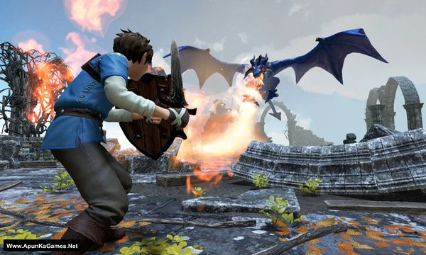Beast Quest Screenshot 1, Full Version, PC Game, Download Free