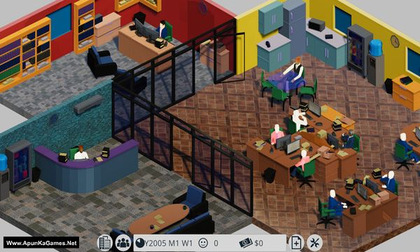 Comic Book Tycoon Screenshot 1, Full Version, PC Game, Download Free