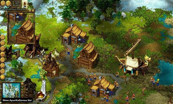 Cultures 1+2 Screenshot 3, Full Version, PC Game, Download Free