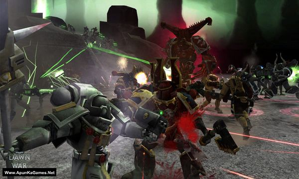 Dawn Of War Dark Crusade Screenshot 1, Full Version, PC Game, Download Free