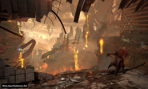 Doom Eternal Screenshot 1, Full Version, PC Game, Download Free