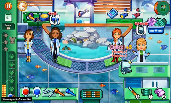 Dr. Cares - Family Practice Screenshot 3, Full Version, PC Game, Download Free