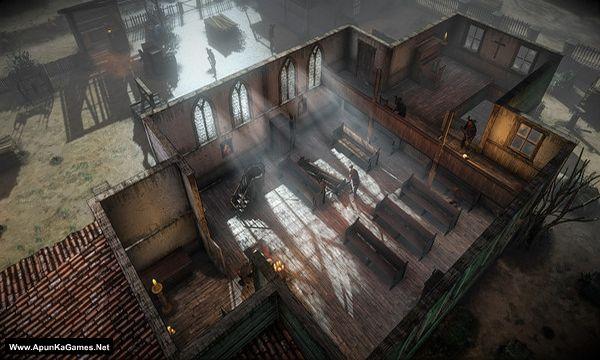 Hard West Screenshot 3, Full Version, PC Game, Download Free